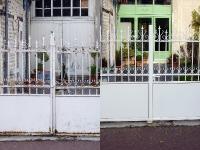 Votre portail en métal est abîmé ? pensez à la RESTAURATION  ou REFABRICATION de votre ancien portail.