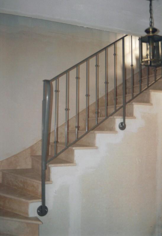 Rampes escaliers Caen