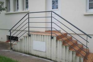 Escaliers métalliques Caen