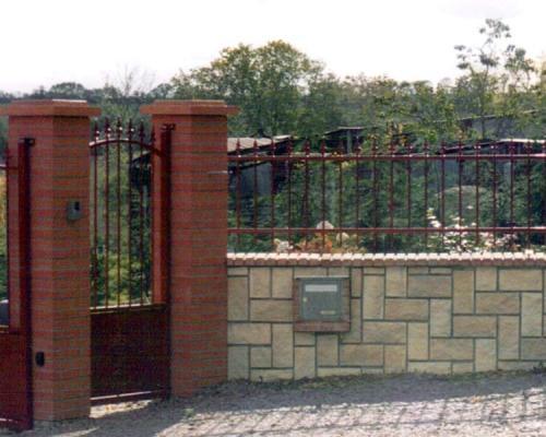 Fabrications portails Caen